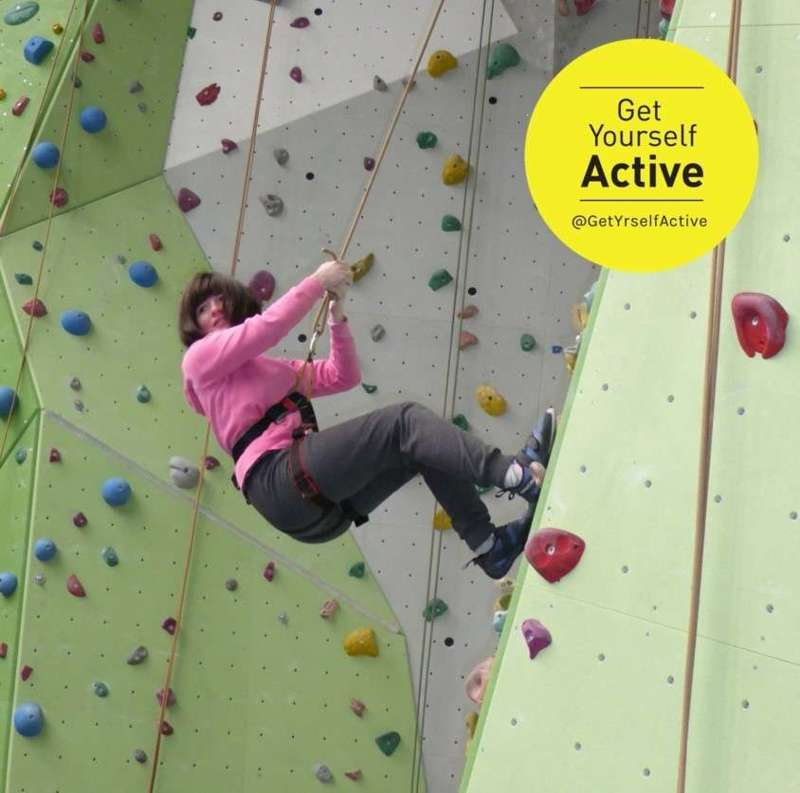 Evaluation of Disability Rights UK's Get Yourself Active programme
