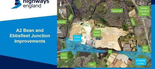 A2 Bean & Ebbsfleet Junction Improvements – Consultation and Engagement