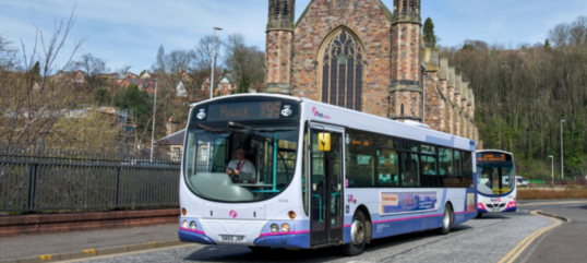 Consultation on proposed changes to Bus Services and implementation of Smart Ticketing in Scotland