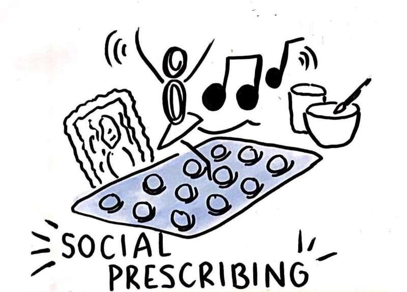 Arts-on-prescription